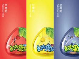 彩虹果脆系列设计   RAINBOW FROOT 正昱设计原创包装设计
