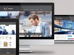 Terkaya responsive website design 网站