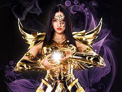 【女神的圣衣】-- 黄金版