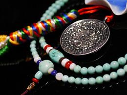 DIY南红、青金石、砗磲配珠原矿绿松石手串