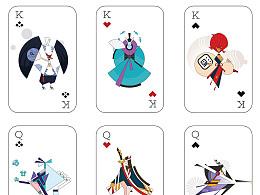 阴阳师原创扑克