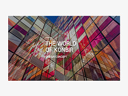 KONBIR WEB DESIGN 网页设计 概念提案