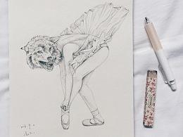 狼人少女 芭蕾篇