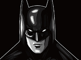 batman vector art