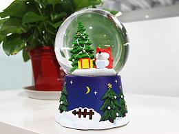 搜狐圣诞水晶球