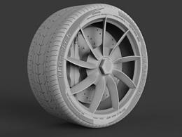 柯尼塞格 AGERA轮胎