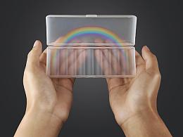 彩虹电池系列形象