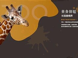 上海动物园官网改版