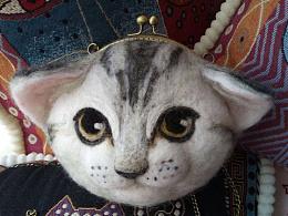 猫猫做的包