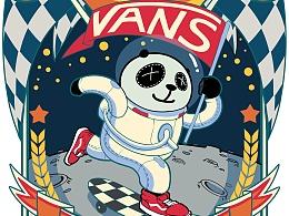 Panda_Go#VANS艺术家#