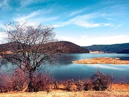 香格里拉-普达措-冬景