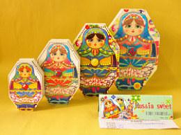 RUSSIASWEET包装设计