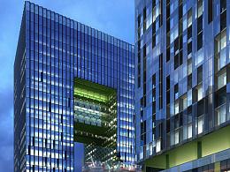 科技中心建筑设计表现