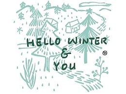 纸美的淡萌动图+哈皮好乐代 | hello winter by @纸品的美好凸版社