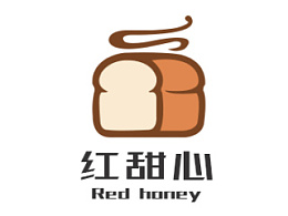 【Microdeisgn-麦克迪赛2015年4月作品】红甜心LOGO提案