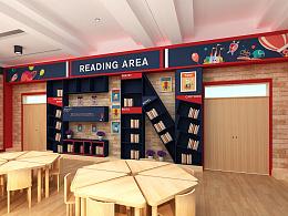 【校园文化】小学英语活动教室