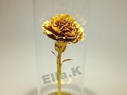 母亲节----金色康乃馨