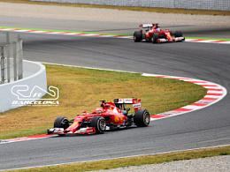 F1!! MAY.2014 巴塞罗那