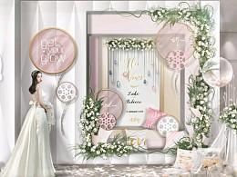 婚礼设计(婚礼效果图)