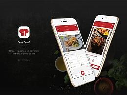 订餐APP 图标 logo 引导页 空白页