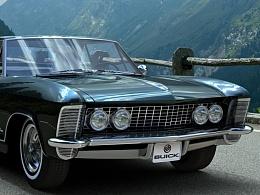 CGI_Buick Riviera 1963