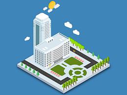 燕山大学2.5d地图