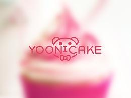 Yooni Cake 烘焙品牌LOGO方案