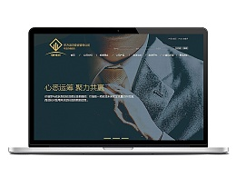 投资公司官网(web design)/LOGO设计/网页设计/企业网站/网页