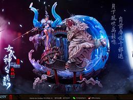 产品名称:核玩coreplay中国文化原创作品《女