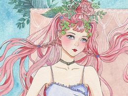 Pink Pink Pink少女的自我沉醉