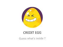 信用蛋-表情汇总