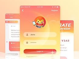 利得基金App V3.4 (Demo)