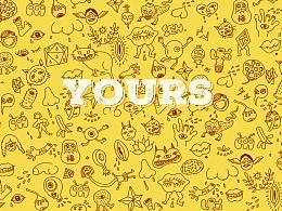 [YOURS]-儿童绘本