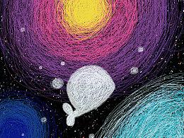 鲸鱼和宇宙