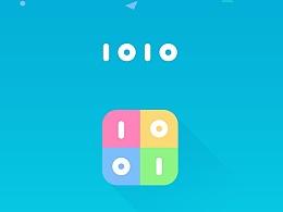 1010方块小游戏