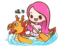 花小仙系列之—粽子节
