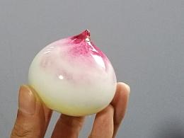一颗琉璃桃子