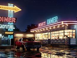 Diner | CGI