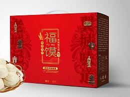 特产礼盒包装手工馍年货礼盒