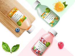 给肌肤'喝'的果汁