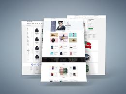 购物商城网站