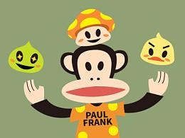 Paul Frank × Maple Story 2