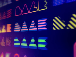 KTV品牌策划、logo设计/vi设计