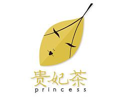 贵妃茶logo
