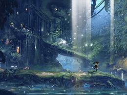 《奇幻森林》