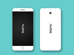 努比亚手机外形