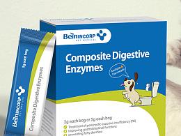 BEIN 贝恩宠物药包装形象设计