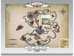 九州同盟-魔幻地图设计始末