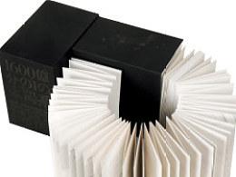 敬人书籍设计研究班第三期外籍教师松田行正老师作品