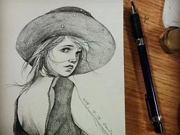 突然想发最近的一些手绘作品证明我还是个学画画的girl